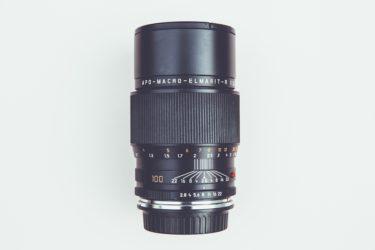 Leicaのレンズ